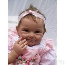 <b>NPKDOLL</b> Reborn Baby Doll Soft Silicone <b>22inch 55cm</b> Magnetic ...