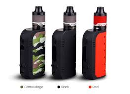 100 original 225w ijoy captain pd1865 tc mod with tank 4ml kit without 18650 battery electronic cigarette vaping