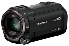 <b>Видеокамера Panasonic HC</b>-<b>V770</b> — купить по выгодной цене на ...