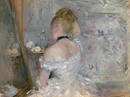 <b>Woman</b> at Her Toilette | The <b>Art</b> Institute of Chicago