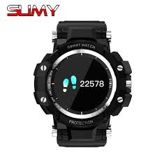 Slimy <b>GW68 Smart Watch</b> Heart Rate Monitor Waterproof Smart ...