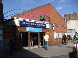 Highbury & Islington station