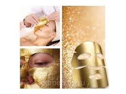 <b>Золотая трехкомпонентная маска для</b> лица, набор 10 шт., Beauty ...