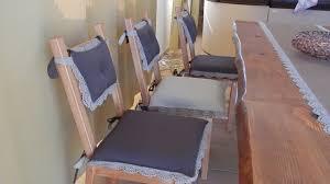 Декоративные <b>подушки</b> на <b>стулья</b> из IKEA своими руками ...