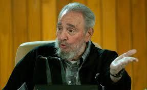 Et af de seneste billeder af Fidel Castro, taget på Havanas internationale bogmesse i februar i år. Castro talte ved et møde med cubanske og udenlandske ... - 22108442%2520-%252016_02_2011%2520-%2520CUBA-HAVANA-FIDEL%2520CASTRO-INTERNATIONAL%2520BOOK%2520FAIR%2520-%2520BAO%2520FEIFEI