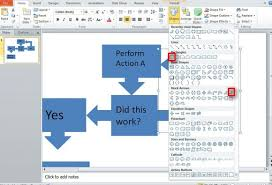 best way to make a flow chart in powerpoint flow chart powerpoint template