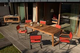 Tavolo Da Terrazzo In Legno : Tavolo da giardino legno plastica o alluminio arredo