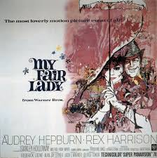 george bernard shaw christina wehner poster my fair lady 03