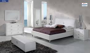 emily bedroom set light oak: esf emily  bedroom set in white click to zoom