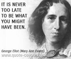 George Eliot quotes - Quote Coyote via Relatably.com
