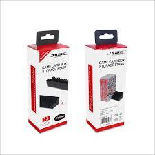 <b>Подставка Game Card</b> Box Storage Stand <b>Dobe</b> TNS-857 купить ...