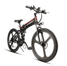 Classic Edition <b>Samebike LO26</b> Smart Folding <b>Moped</b> Electric Bike ...