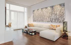 living room contemporary apartment decorating minimalist contemporary apartment living room design with l shaped whi