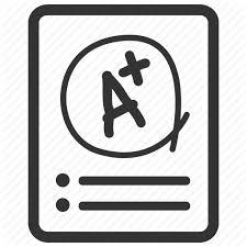 نمرات آزمون 18 آذرماه 94 کلاس 201 دبیرستان نمونه دولتی شهید آزرمی