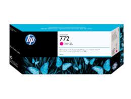 <b>HP 772</b> 300-ml Magenta <b>DesignJet</b> Ink Cartridge, CN629A (CN629A)