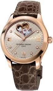 <b>Женские часы Frederique</b> Constant - купить швейцарские ...