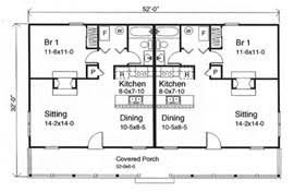 Small Duplex House Plans   Smalltowndjs comSmall Duplex House Plans Pictures Gallery