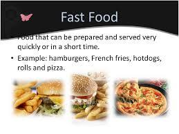effects of fast food essay   essay short essay on effects of fast food for you
