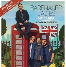 <b>Barenaked Ladies</b> 2021 Tours