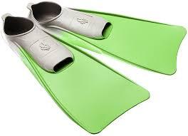 <b>Ласты</b> детские <b>Mad Wave Pool</b> Colour Long, цвет: зеленый. MW ...