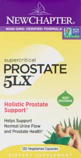 New Chapter Supercritical Prostate 5LX Dietary ... - King Soopers