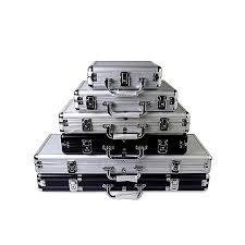<b>Hot Size of 100 500</b> Casino Texas Poker Chips Capacity Suitcase ...
