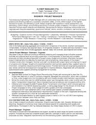engineering management sample resume chef sample resumes example civil engineering management resume s engineering lewesmr civil engineering resume on manager in knoxville tn kent