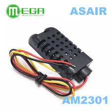 <b>AM2301 DC</b> 3.3-5.2V Capacitive Digital Temperature And Humidity ...