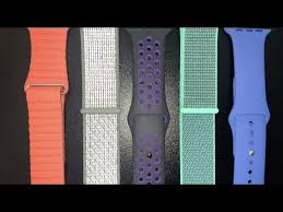 <b>2019 Spring</b> Apple Watch Band Review -Nike Sport Band/Nike Sport ...