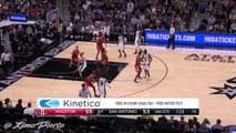 San Antonio Spurs vs Houston Rockets - Full Game Highlights ...