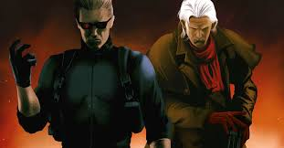 <b>Albert Wesker</b> and Revolver Ocelot, Senseless Antagonists Without ...