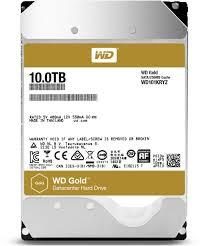 Внутренний <b>жесткий диск</b> WD Gold <b>10TB</b> (WD101KRYZ) — купить ...
