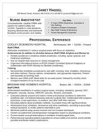 sample resume for nurse anesthetist healthcare news information sample resume for nurse anesthetist healthcare news information and career advice