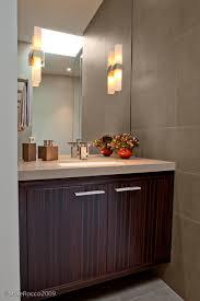 contemporary bathroom by jennifer gustafson interior design bathroom lighting design