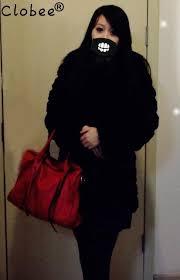 Clobee 2019 Sexy <b>Faux Mink Fur Coat</b> Warm Female Outwear ...