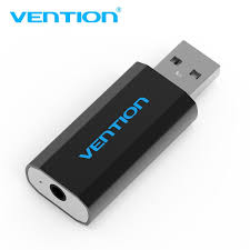 Vention USB External Sound Card USB To <b>AUX</b> Jack <b>3.5mm</b> ...