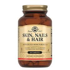 Аптеки «Апрель» | <b>Солгар Для кожи</b>/<b>волос</b>/ногтей таблетки №60