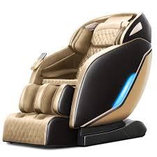<b>China Factory</b> Best New Korea 4D Electric <b>Full Body</b> Massage Chair ...