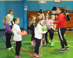girl scout troop s girls get active program a jumping girl scout troop 65933 s girls get active program a jumping success south plainfield nj news tapinto