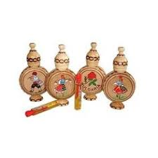 Bulgarian BIO ROSE <b>Essence</b> Perfume 2ml Wooden Box ...