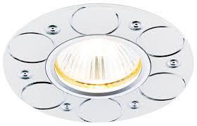 Купить <b>Встраиваемый светильник Ambrella light</b> A808 W, белый ...
