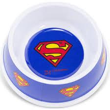 <b>Миска Buckle-Down Супермен</b> | www.gt-a.ru