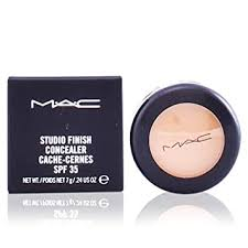 MAC Studio Finish Concealer spf 35 NC30 ... - Amazon.com