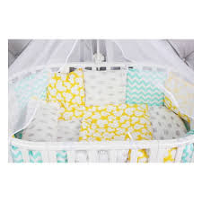 <b>Комплект в кроватку AmaroBaby</b> HAPPY BABY 15 предметов, бязь