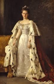 <b>Queen Wilhelmina</b> (1880-1962) - Royal House of the <b>Netherlands</b>