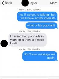 Best Tinder Pick-Up Line - CollegeHumor Toplist