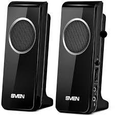 <b>Колонки Sven 314</b> 2.0 Black 4Вт портативные купить в Махачкале ...
