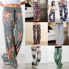 Aliexpress.com : Buy <b>Women's</b> Pants Loose <b>Floral Print</b> Drawstring ...