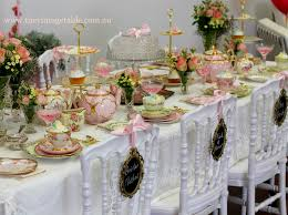 High Tea Kitchen Tea High Tea Table Settings Sightsdynucom Vintage Pinterest
