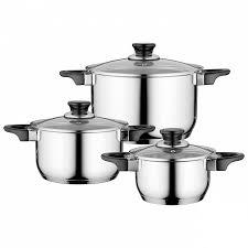 <b>6пр набор посуды</b> Gourmet – официальный сайт BergHOFF
